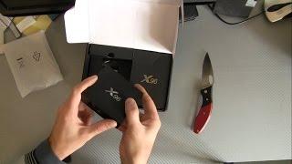 ANDROID ТВ приставка X-96 , мультимметр DT 9205A , тактические перчатки из китая