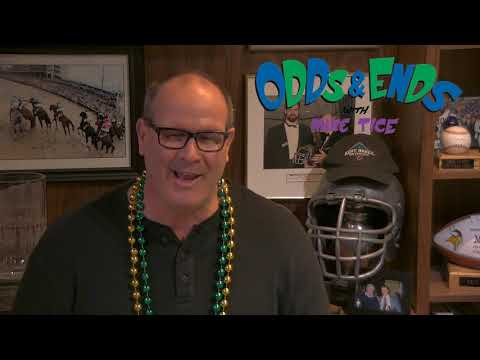 Odds and Ends with Mike Tice The Southwest from Oaklawn Park