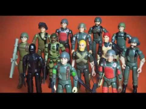 GI JOE films
