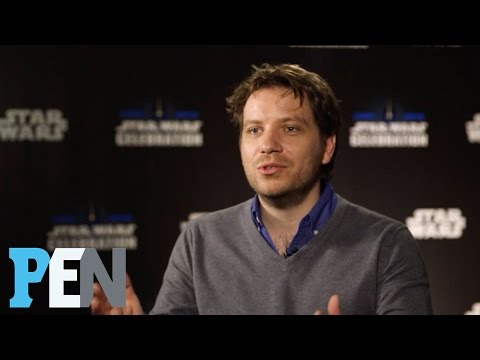 Rogue One: Director Gareth Edwards & Actor Diego Luna Open Up About Working Together | PEN | People