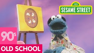 Sesame Street: Cookie Monster Paints a Cookie