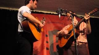 Julian Lage & Chris Eldridge - Keep Me from Blowing Away (4/8/2014)
