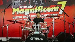 Yamaha Magnificent 7 2017 Live Audition Wahyudin