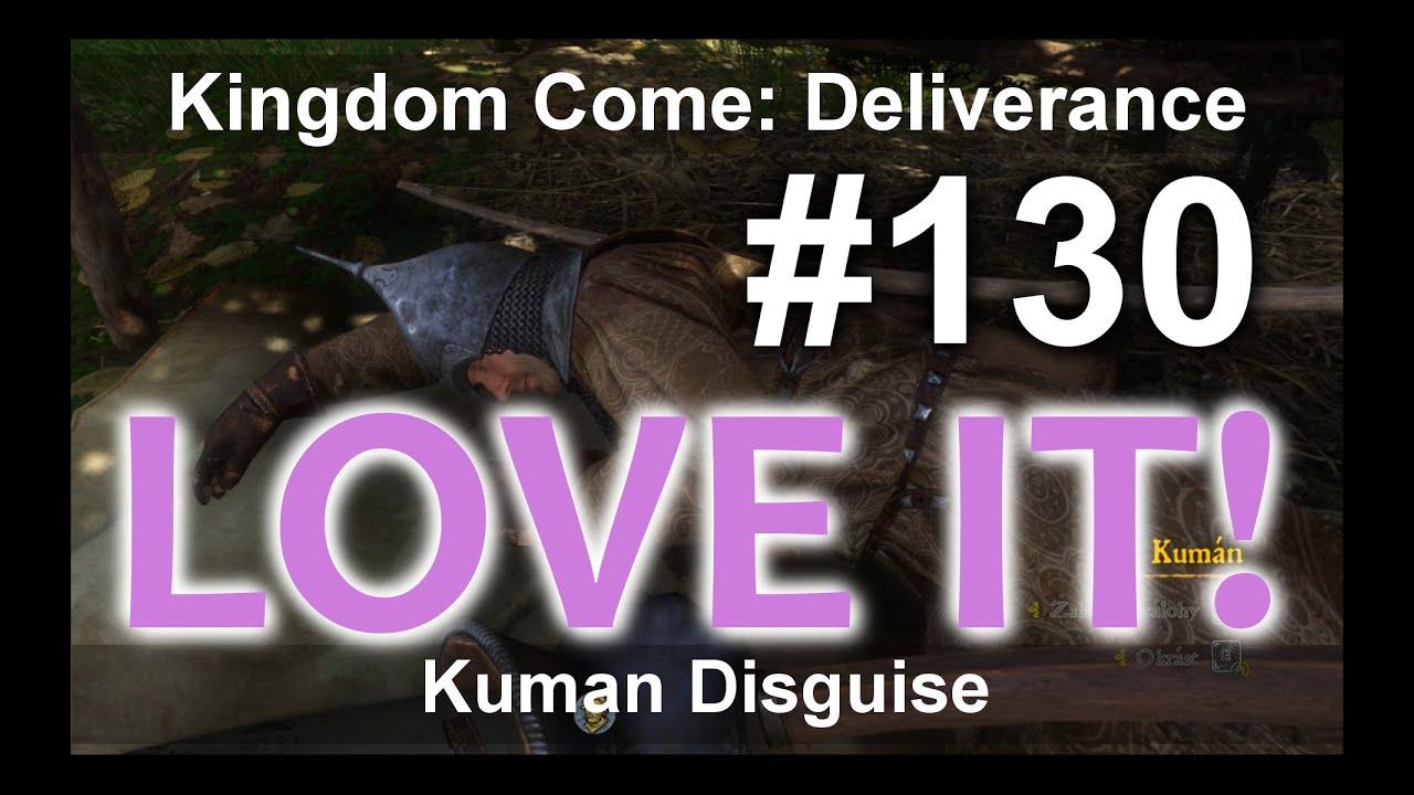 Download Kingdom Come - Kuman Disguise/Kumánský převlek #130 KCD Kingdom Come