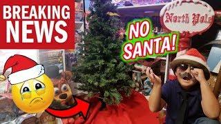 SANTA FORGOT TO BRING CHRISTMAS GIFTS! HELP CARL SAVE CHRISTMAS! Santa Came Early part 2