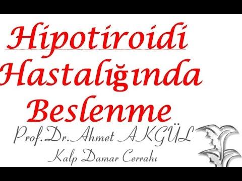 Anadolu mutfağı sağlıklı beslenme ve diyetlere uygun mu ? -  Prof. Dr. Ahmet AKGÜL