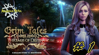 For Jackie: Grim Tales : Threads of Destiny part 1