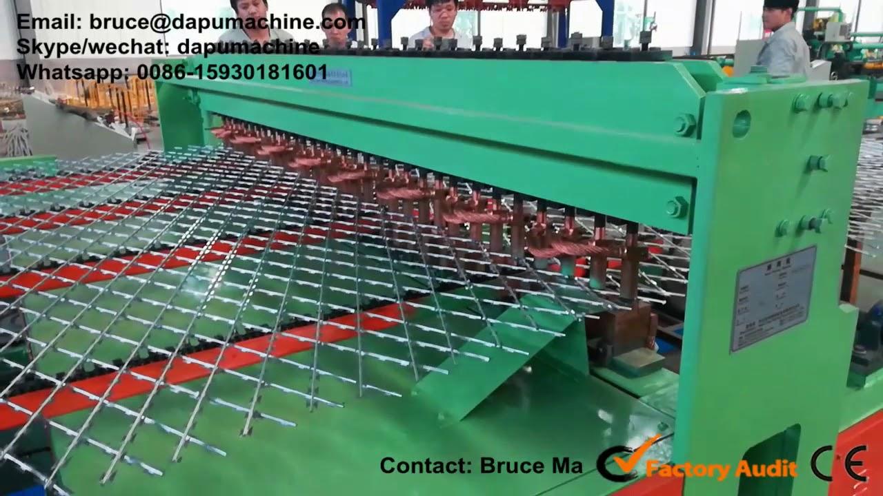 Razor welded mesh machine, Razor wire mesh welded machine, Razor ...