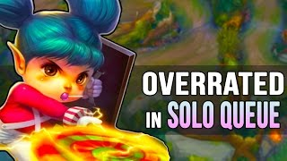 5 Things That Are OVERRATED About Solo Queue - League of Legends