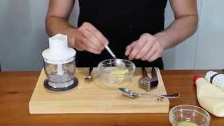 Ginger Mayo Recipe - Simple Sauce Recipe