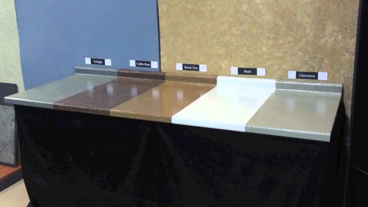SpreadStone™ Countertop Refinishing Kit - FIVE NEW COLORS! - YouTube