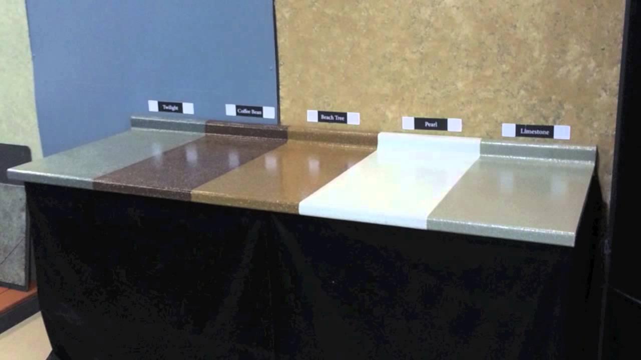 Counter Top Coating Kits