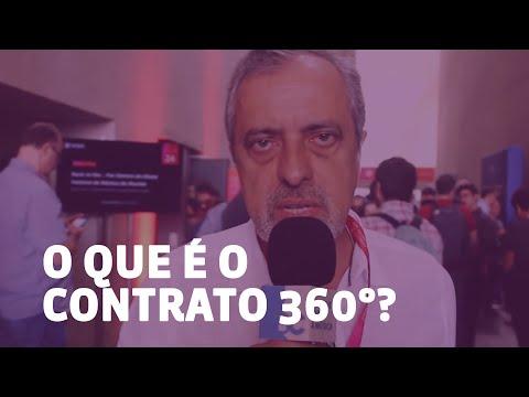 As gravadoras e o contrato 360º  Sérgio Affonso  Warner
