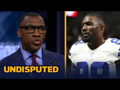 Shannon Sharpe addresses his Twitter exchange with Dez Bryant | NFL | UNDISPUTED