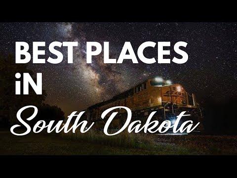10 Best Travel Destinations in South Dakota USA