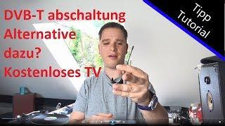 DVB-T und DVB-T2HD kostenlose Alternative Kostenlos TV schauen