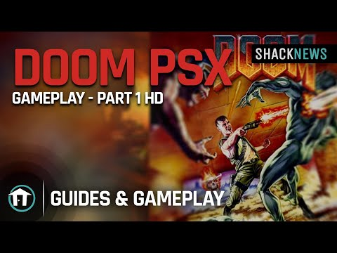 DOOM PSX Gameplay - Part 1 HD
