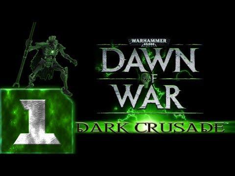 Warhammer 40,000: Dawn Of War - Dark Crusade - Максимальная сложность - Прохождение #1