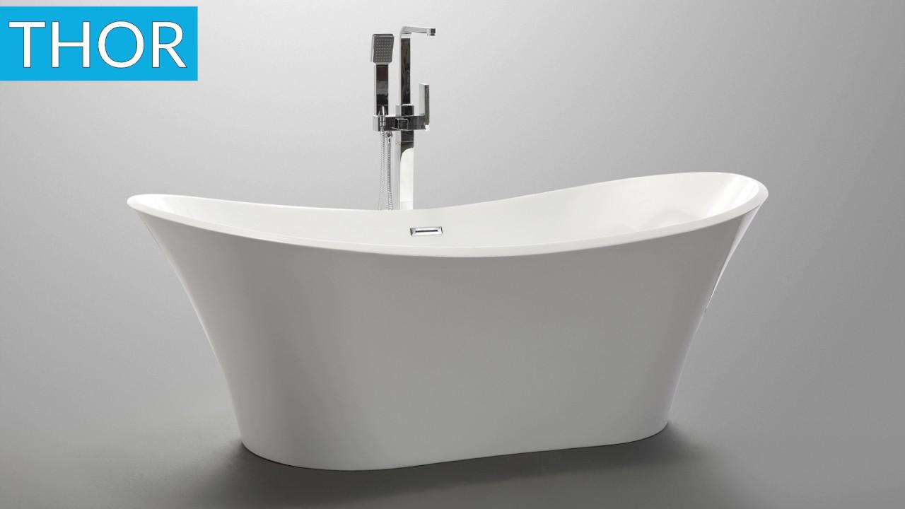 Ideal Standard Dea Freistehende Badewanne &IV95 - Kyushucon