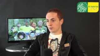 Adrien TREBEL Interview - Vidéos Fc Nantes