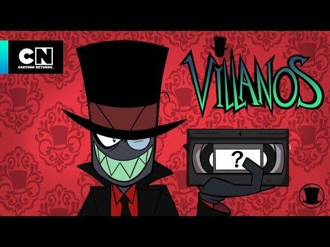 Videos de Orientación para villanos: Q&A Blackhat Organization responde | Cartoon Network