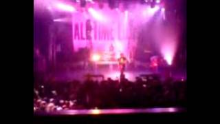 All Time Low Live at o2 Academy Kerrang Relentless Tour 2010