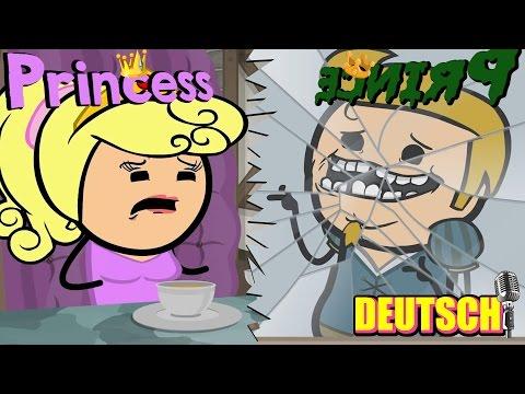 Princess (German Dub) - Cyanide & Happiness Shorts