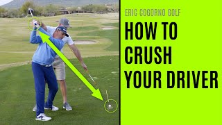 GOLF: How To Crush Your Driver