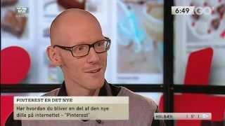 Hvad er Pinterest ekspert i sociale medier Thomas Bigum forklarer