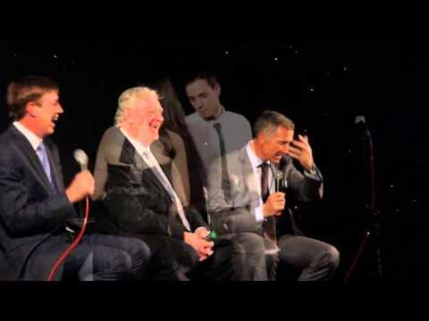 Mike Osman - Graeme Souness & Lawrie McMenemy
