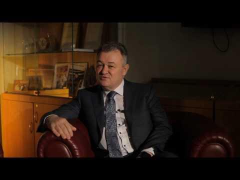 Интервью ректора Университета имени О.Е. Кутафина (МГЮА) В.В. Блажеева