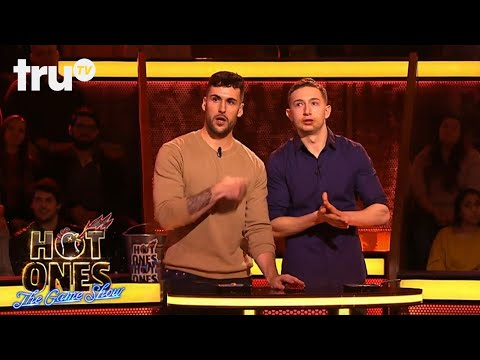 Hot Ones: The Game Show - Biggest Freakouts | truTV from YouTube · Duration:  7 minutes 5 seconds