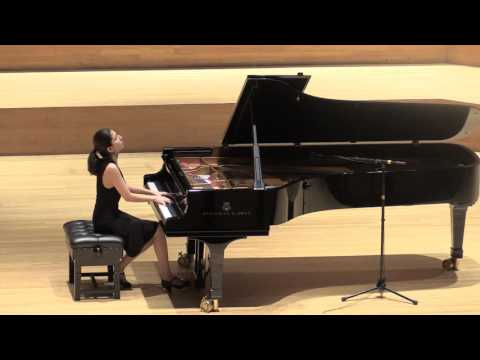Schubert/Liszt Gretchen am Spinnrade, Nafis Umerkulova