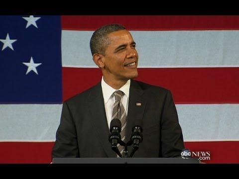President Obama Sings Al Green Let's Stay Together