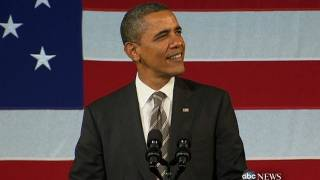 President Obama Sings Al Green Let