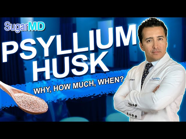 Amazing Psyllium Husk/Metamucil Benefits for Diabetes Mellitus