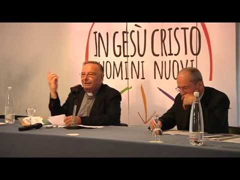 Il card. Francesco Montenegro all'Assemblea diocesana 2015 della Chiesa eugubina