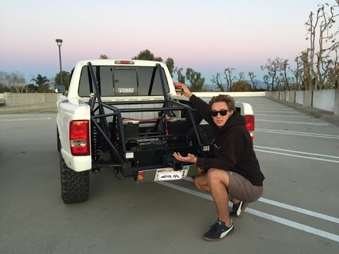 Image Of Ford Ranger Bed Cage First bedcage build RangerForums The