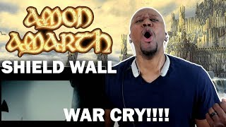 Download lagu (Brutal Reaction To) Amon Amarth- Shield Wall