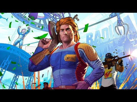 RADICAL HEIGHTS GAMEPLAY AND FORTNITE GAMEPLAY COMPARING THE TWO'S BR MODE