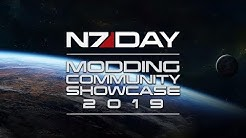 N7 Day | Modding Community Showcase - 2019 #N7Day
