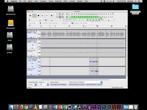 How To Make A Radio Commercial with Audacity