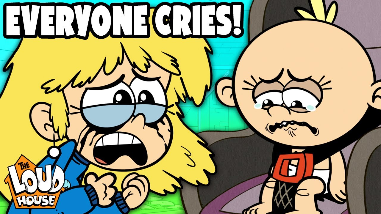 Download Every Crying Moment From The Loud House 😭 ! The Loud House