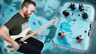 EBS Billy Sheehan Ultimate Signature Drive [Demo]