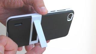 Бампер с подставкой на телефон Huawei Honor 6