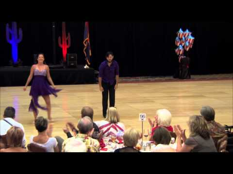 2015 Swing-N-Soles Charity Dinner Performances Phoenix 4th of July Swing