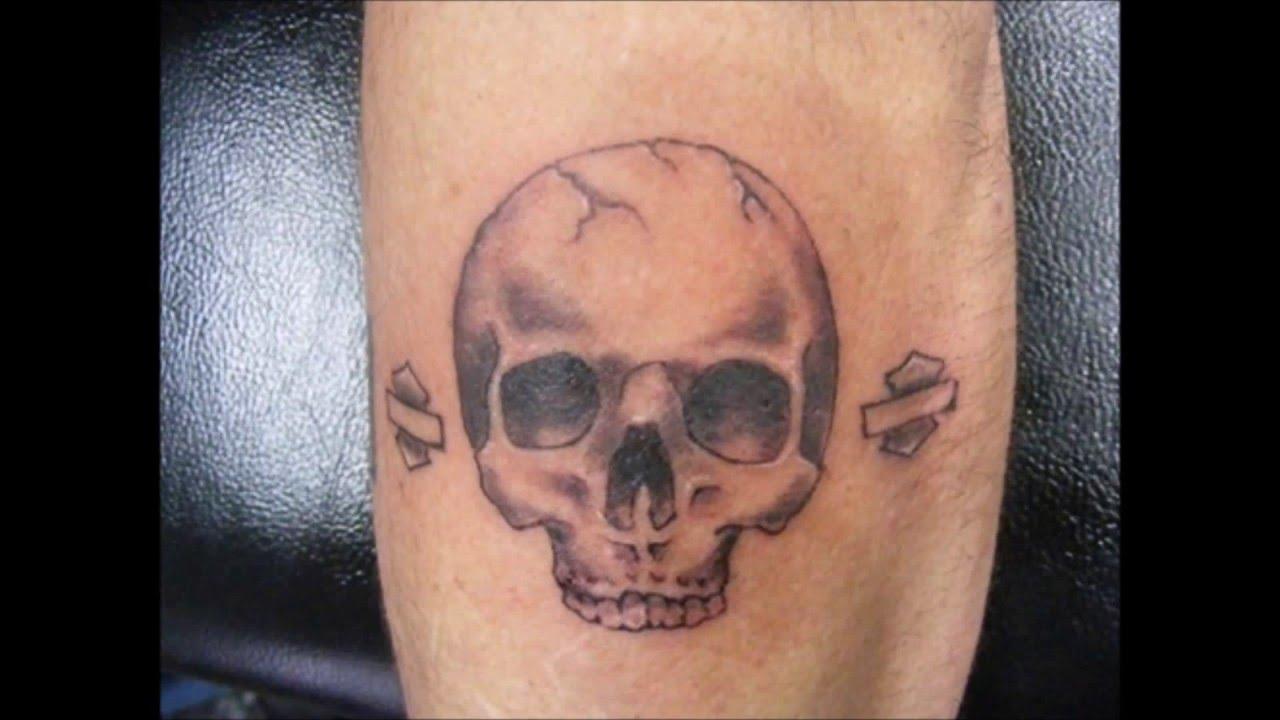 Tatuajes Calaveras Pequeñas Para Hombre Y Mujer Youtube