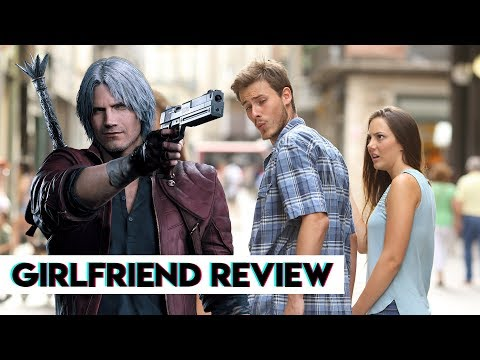 Should Your Boyfriend Play Devil May Cry ?