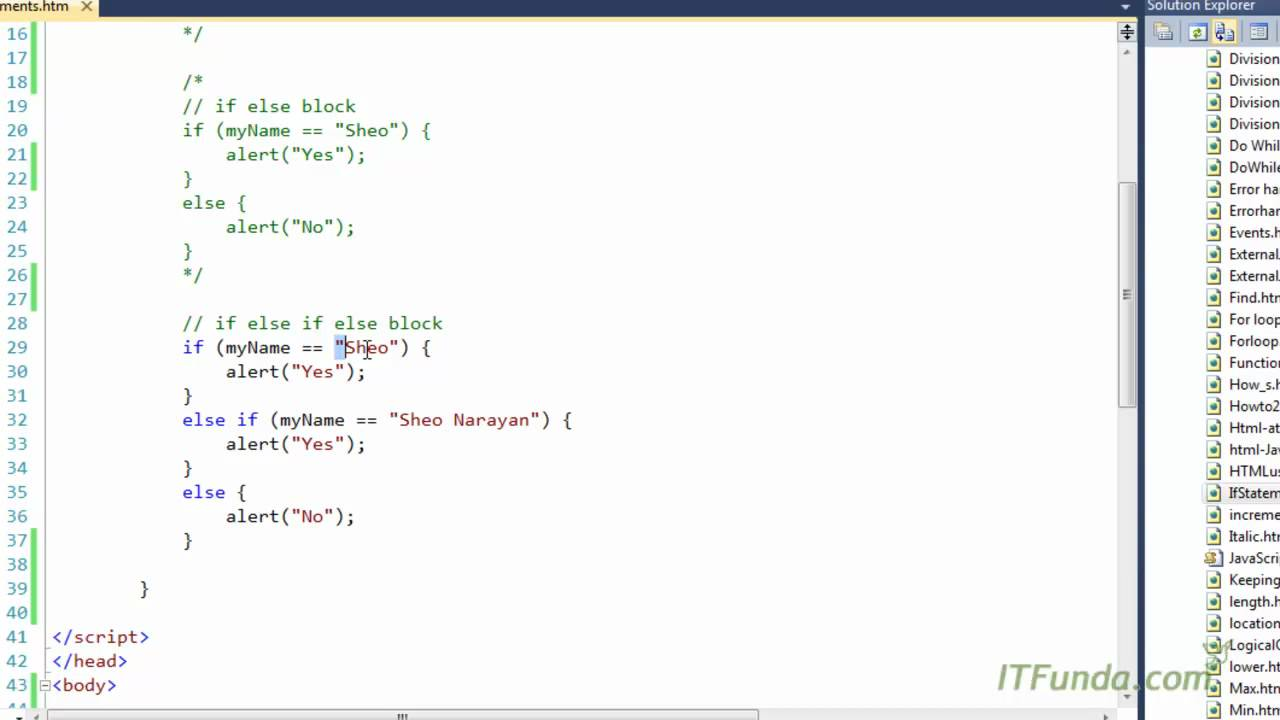 How to write switch, loop statement in JavaScript? - YouTube