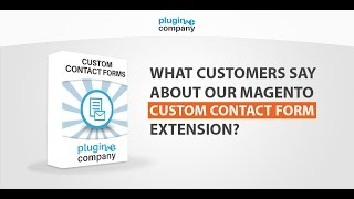 Review: Custom Contact Forms Magento Extension - Plugin Company